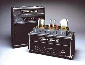 HARRY JOYCE Amplifiers