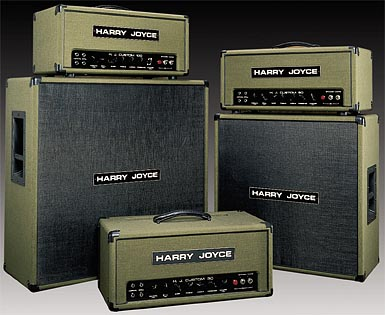 HARRY JOYCE Military Style Amplifiers and Enclosures